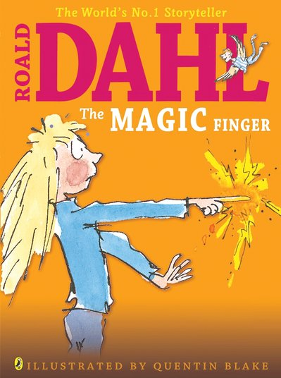 The magic finger colour edition scholastic kids 39 club for Roald dahl book review template