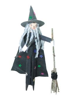 Wizard peg