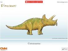 Design-a-dinosaur game