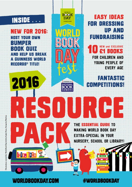 World Book Day 2016 ? Resource Pack