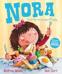 Nora, The Girl Who Ate & Ate..