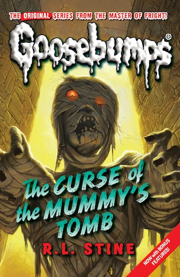 The Curse Of King Tuts Tomb Torrent: Goosebumps: The Curse Of The Mummy's Tomb