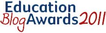 Education Blog Awards 2011