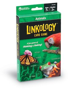 Animals Linkology? Card Game