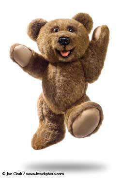 Crafty bears