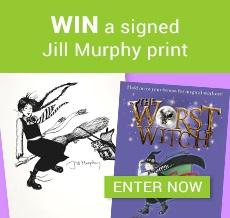 WIN a signed Jill Murphy print
