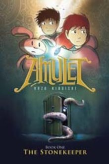 The Stonekeeper: Amulet