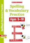 Scholastic English Skills: Spelling and Vocabulary Workbook (Year 5) x 6