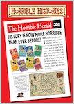 Horrible Histories Puzzle Activity