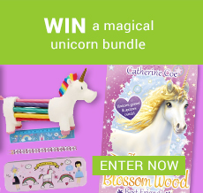 WIN a magical unicorn bundle