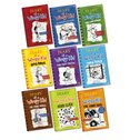 Diary of a Wimpy Kid Pack x 9