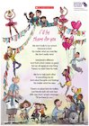 'I'll be there for you' anti-bullying poem poster