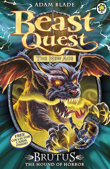 Beast quest series 11 63 brutus the hound of horror scholastic