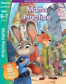 Zootropolis - Maths Practice