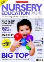 Nursery Education PLUS January 2011 issue