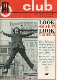 Club Magazine 1966