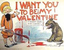 A Valentine's Card