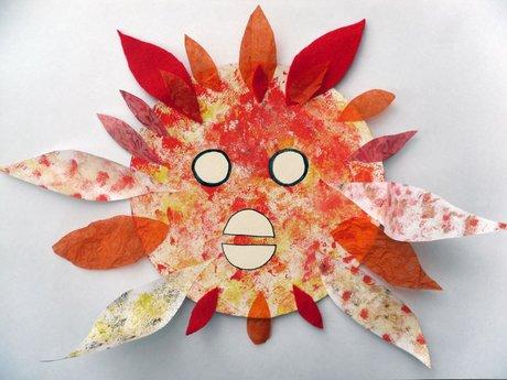 Sun mask 1