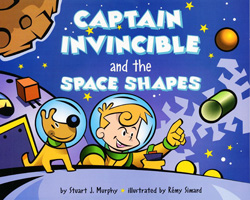 Captain Invincible and the Space Shapes cover
