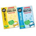 National Curriculum English and Maths Revision Guides Year 3 Pair