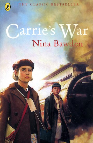 Penguin Book Cover Carrie S War ~ Carrie s war scholastic kids club