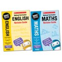 National Curriculum English and Maths Revision Guides Year 4 Pair