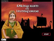 Eyewitness history: Viking raid on Lindisfarne