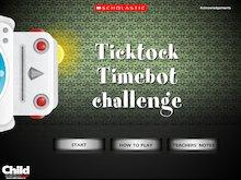 Ticktock Timebot challenge