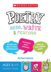 Poetry Teacher's Book (Ages 5-11)