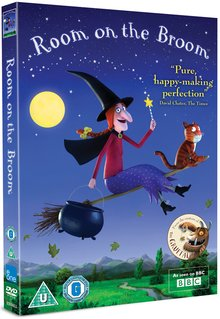 Room on the Broom DVD