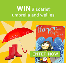 WIN a scarlet umbrella and wellies