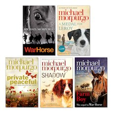 Michael Morpurgo War Pack x 5