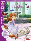 Sofia the First - Adding Learning Workbook (Ages 5-6)