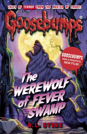 goosebumps the werewolf in the living room goosebumps the of fever swamp scholastic shop 27231