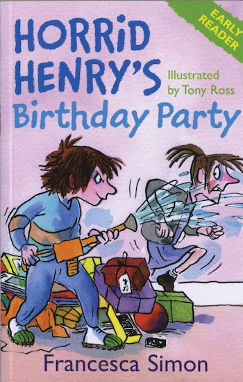 Horrid henry birthday