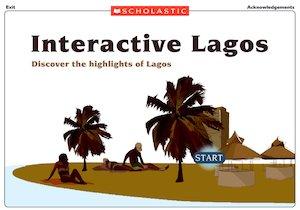 All around the world  -  Lagos