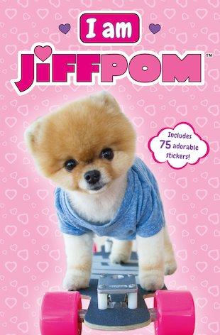 JiffPom Selfie Book
