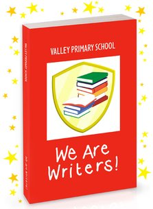 We Are Writers virtual book icon