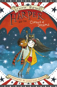 Harper and the Circus of Dreams (HB)