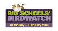 Big Schools' Birdwatch logo