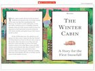 Interactive storybook - The Winter Cabin