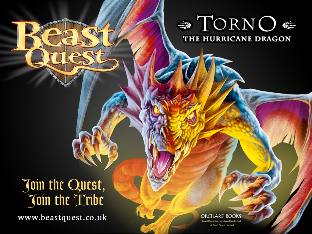 questing beast wallpaper - photo #4