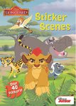 The Lion Guard: Sticker Scenes