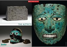 Aztec artefacts