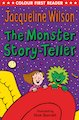 Colour First Reader: The Monster Story-Teller