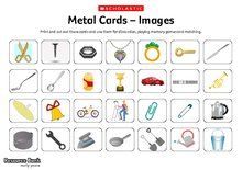 Metal Cards - Images
