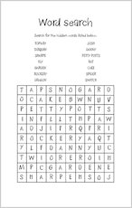 S.W.I.T.C.H. Word Search - Scholastic Shop