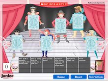 Romeo and Juliet - interactive game
