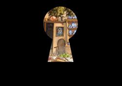 Victorian kitchen 2