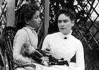 Helen Keller born (1880)